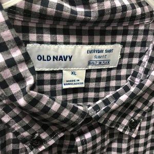 lon sleeve shirt    size xl